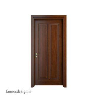 درب داخلی چوبی کد 3024