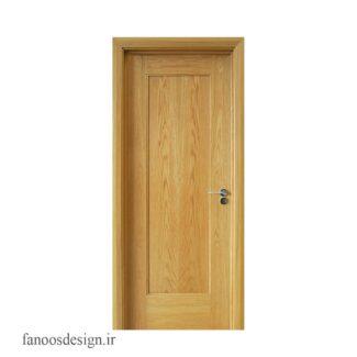 درب چوبی ورودی کد 3017