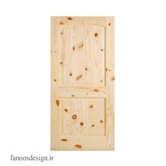 درب داخلی چوبی کلاسیک کد 3005