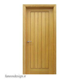 درب چوبی کلاسیک کد 3001