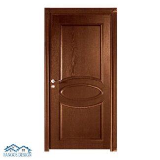 درب اتاقی اچ دی اف رویه PVC کد MT411