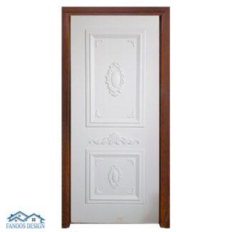 درب اتاق MDF با روکش وکیوم کد 3059