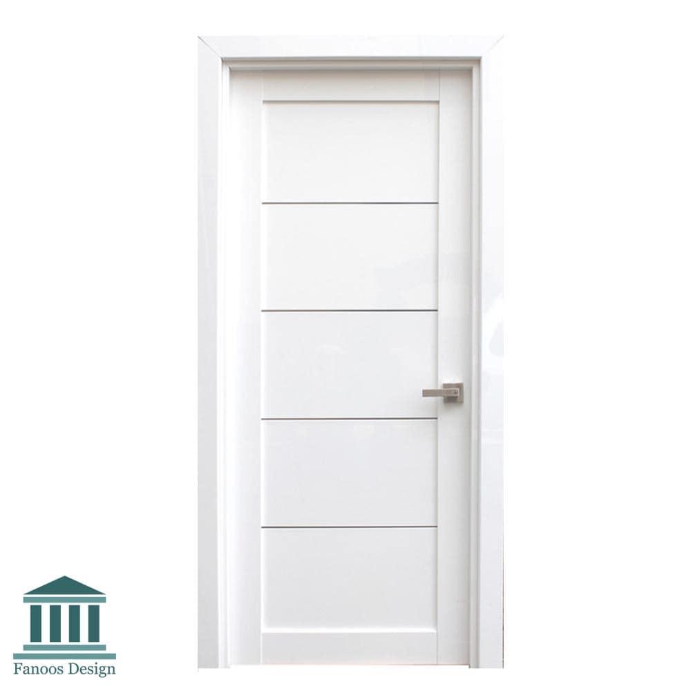درب اتاق خواب رویه PVC کد 059