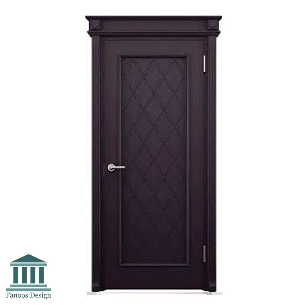 درب اتاق خواب رویه PVC کد 061
