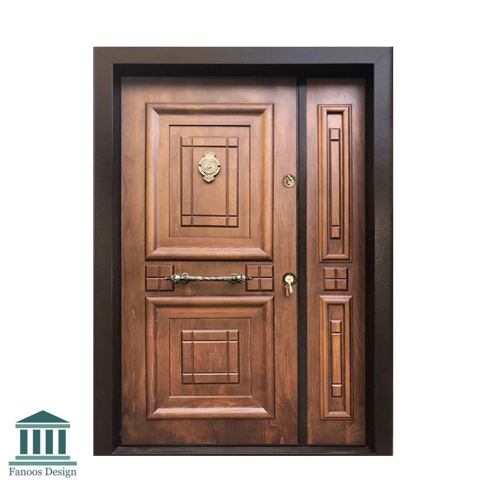 درب ضد سرقت برجسته 1.5 لنگه کد 368